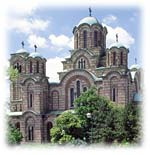 ST. MARC CHURCH Churches Belgrade