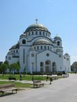 SVETI SAVA TEMPLE Churches Belgrade