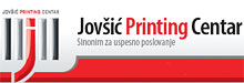 JOVSIC PRINTING CENTER D.O.O. Graphic production, design Belgrade