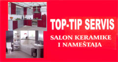 SALON KERAMIKE TOP TIP SERVIS