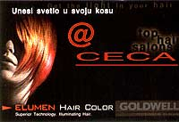 CECA HAIR SALON Fashion studio Belgrade