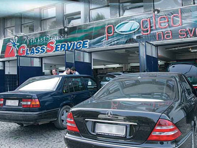 N GLASS SERVICE Auto stakla Beograd