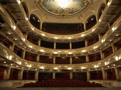 NATIONAL THEATRE Theatres Beograd