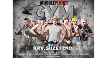 BODY BUILDING & FITNESS CLUB MUSCLE PLANET GYM