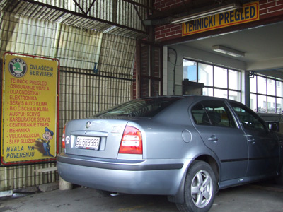 CAR CENTER ANDJELKOVIC Car service Beograd
