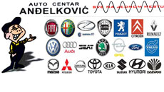 CAR CENTER ANDJELKOVIC Car centers Belgrade