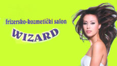 SALON LEPOTE KJARA WIZARD