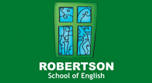 ROBERTSON - SCHOOL OF ENGLISH