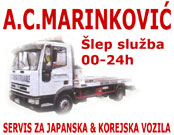 CAR CENTER MARINKOVIC Car-body mechanics Belgrade