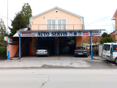 CAR SERVICE N&S Car air-conditioning Beograd