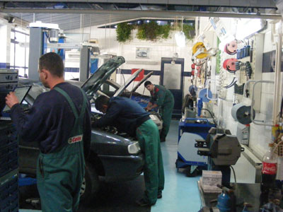 AUTO SERVICE STEVANOVIC Car air-conditioning Beograd