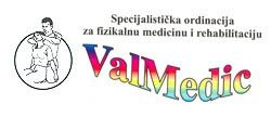 SPECIALISTIC ORDINATION OF PHISICALY MEDICINE AND REHABILATION VALMEDIC Physical medicine Belgrade