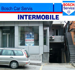 INTERMOBILE BOSCH CAR SERVICE Car service Belgrade