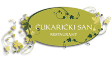 CUKARICKI SAN Restaurants for weddings, celebrations Belgrade