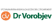 THE NARCOLOGY CLINIC OF DR VOROBJEV Hospitals Belgrade