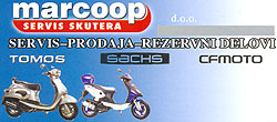 MARCOOP CO SERVIS