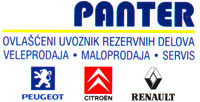 REPLACEMENT PARTS CAR SERVICE PANTER Oils and filters Belgrade