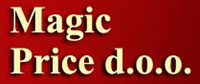MAGIC PRICE Shipping agencies, road shipping Belgrade