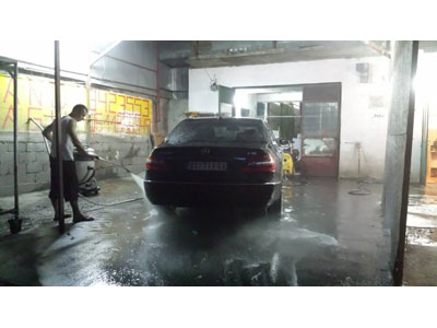 TEPIH SERVIS - AUTO PRANJE HAND WASH Carpet cleaning Beograd