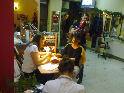 PREMIJER BEAUTY CENTAR Manicures, pedicurists Beograd