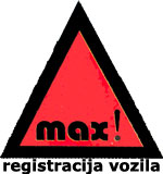 AGENCY MAX - REGISTRATION OF VEHICLES KARABURMA Car Insurance Belgrade