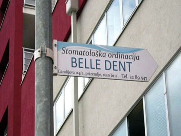 BELLE DENT Dental surgery Beograd