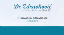 STOMATOLOSKA ORDINACIJA DR. ZDRAVKOVIC Dental surgery Belgrade