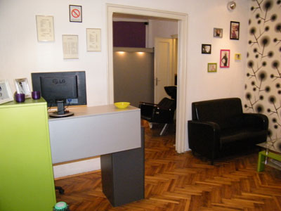 BEAUTY STUDIO IDENTITY Beauty salons Beograd