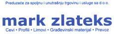 MARK ZLATEKS Construction materials Belgrade