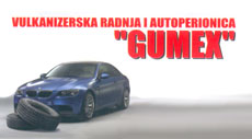 AUTO TIRES GUMEX Car tires Belgrade