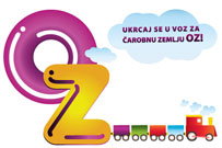 CAROBNA ZEMLJA OZ Kids birthdays Belgrade