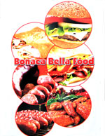 BONACA BELLA FOOD Take away meal Belgrade