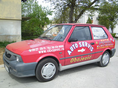 AUTO CENTER OBOJEVIC Car electricians Beograd
