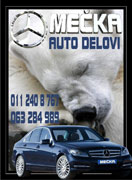 CAR PARTS MECKA Car service Belgrade