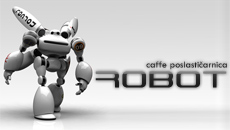 CAFFE CONFECTIONERY ROBOT Pastry shops Belgrade