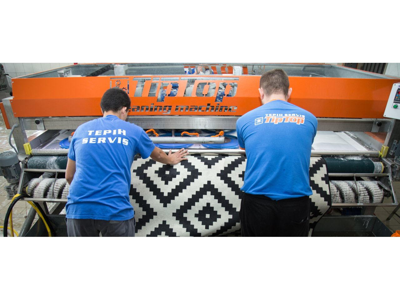 TIP TOP SERVIS Carpet cleaning Beograd