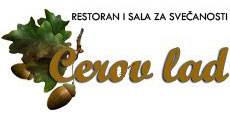 WEDDING RESTAURANT CEROV LAD Restaurants for weddings, celebrations Belgrade