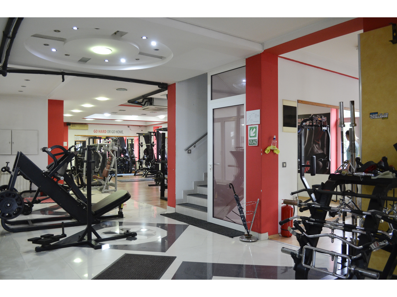 FITNESS CLUB - TERETANA PUMP IT UP Power plate Beograd