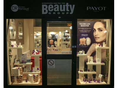 BEAUTY GROUP COSMETICS Saloni lepote Beograd