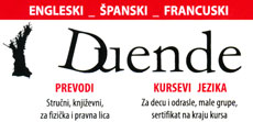 DUENDE- LANGUAGE SCHOOL Foreign languages schools Belgrade