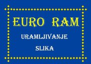 EURO RAM - FRAMING GALLERY Frames, Framing Belgrade