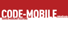 CODE MOBILE SERVICE Mobile phones service Belgrade