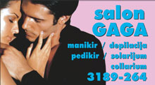 GAGA - BEAUTY SALON Beauty salons Belgrade