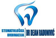 DENTAL PRACTICE DR DEJAN RADUNOVIC Dental surgery Belgrade