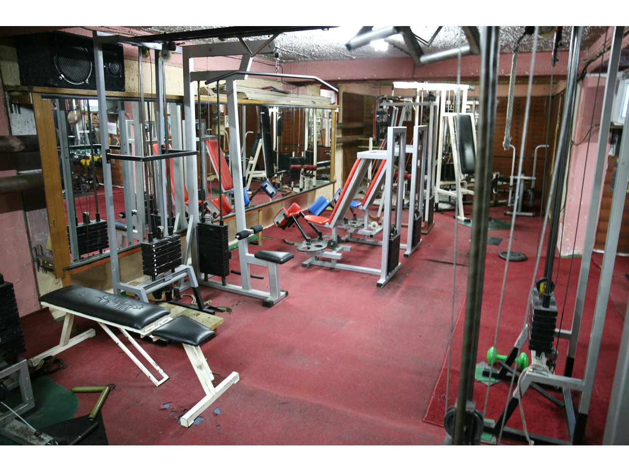 BB CLUB GYM-Š Gyms, fitness Beograd