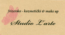BEAUTY & MAKE UP STUDIO LARTE Beauty saloons Belgrade