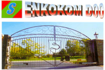 ENKOKOM Locksmiths shop Belgrade