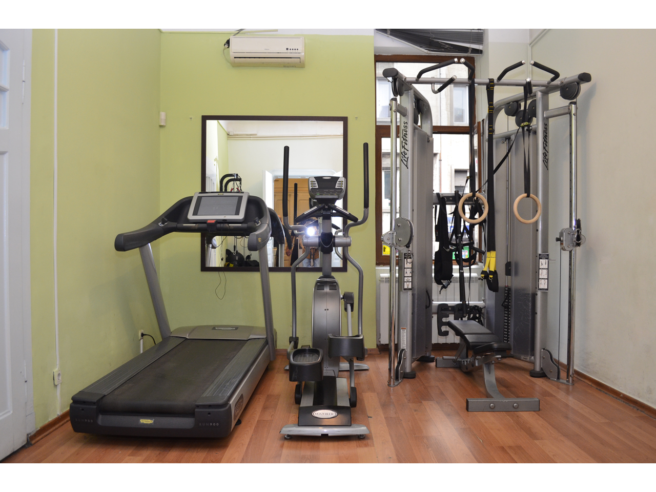FIT LIFE & BALANCE LIFE - PERSONAL FITNESS & PILATES STUDIO Gyms, fitness Beograd