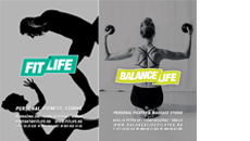 FIT LIFE & BALANCE LIFE - PERSONAL FITNESS & PILATES STUDIO