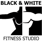 BLACK AND WHITE FITNES KLUB